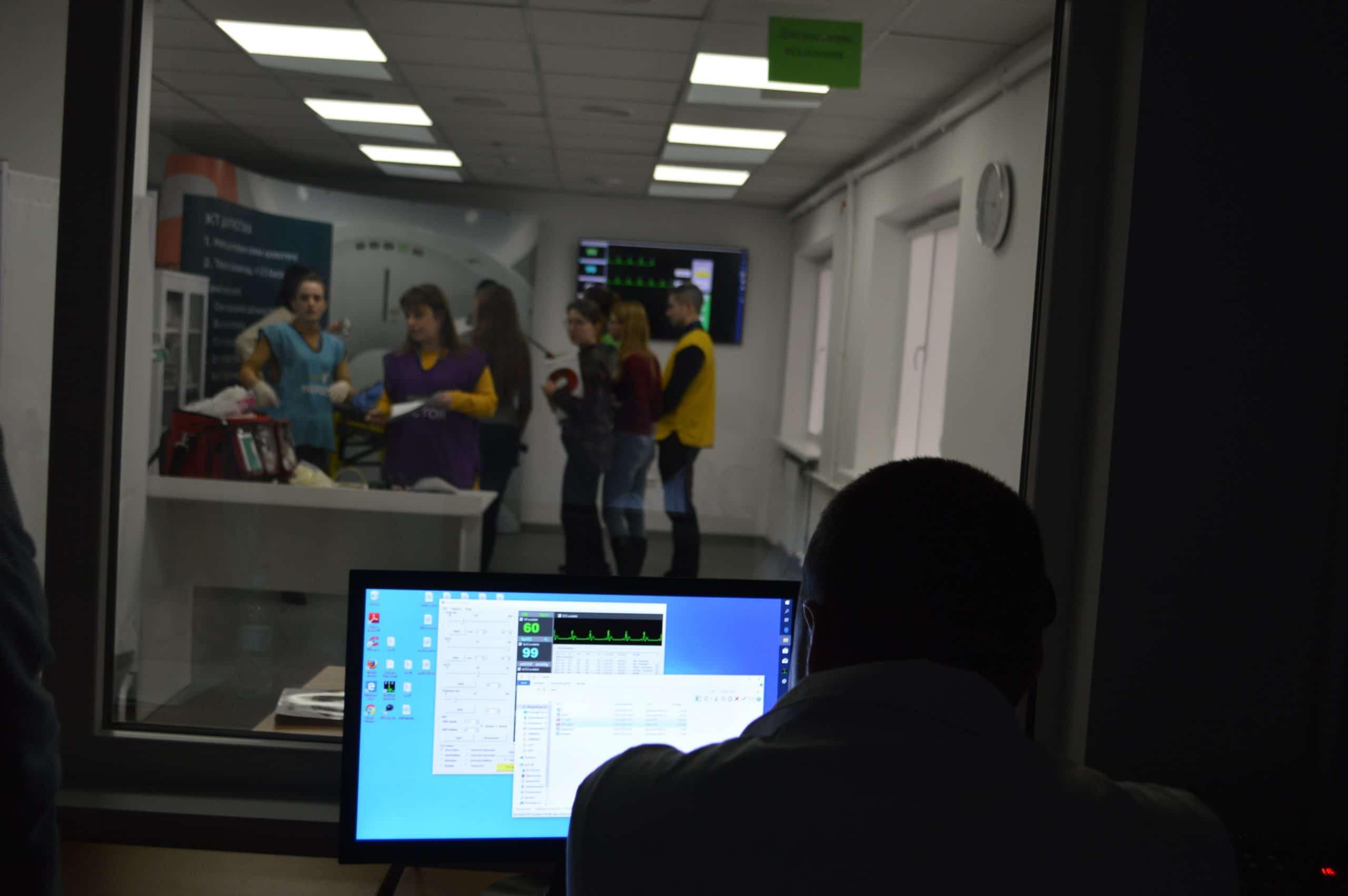Центр симуляційної медицини БДМУ