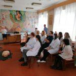 Медична комунікація з лікарями Надвірнянської дитячої лікарні
